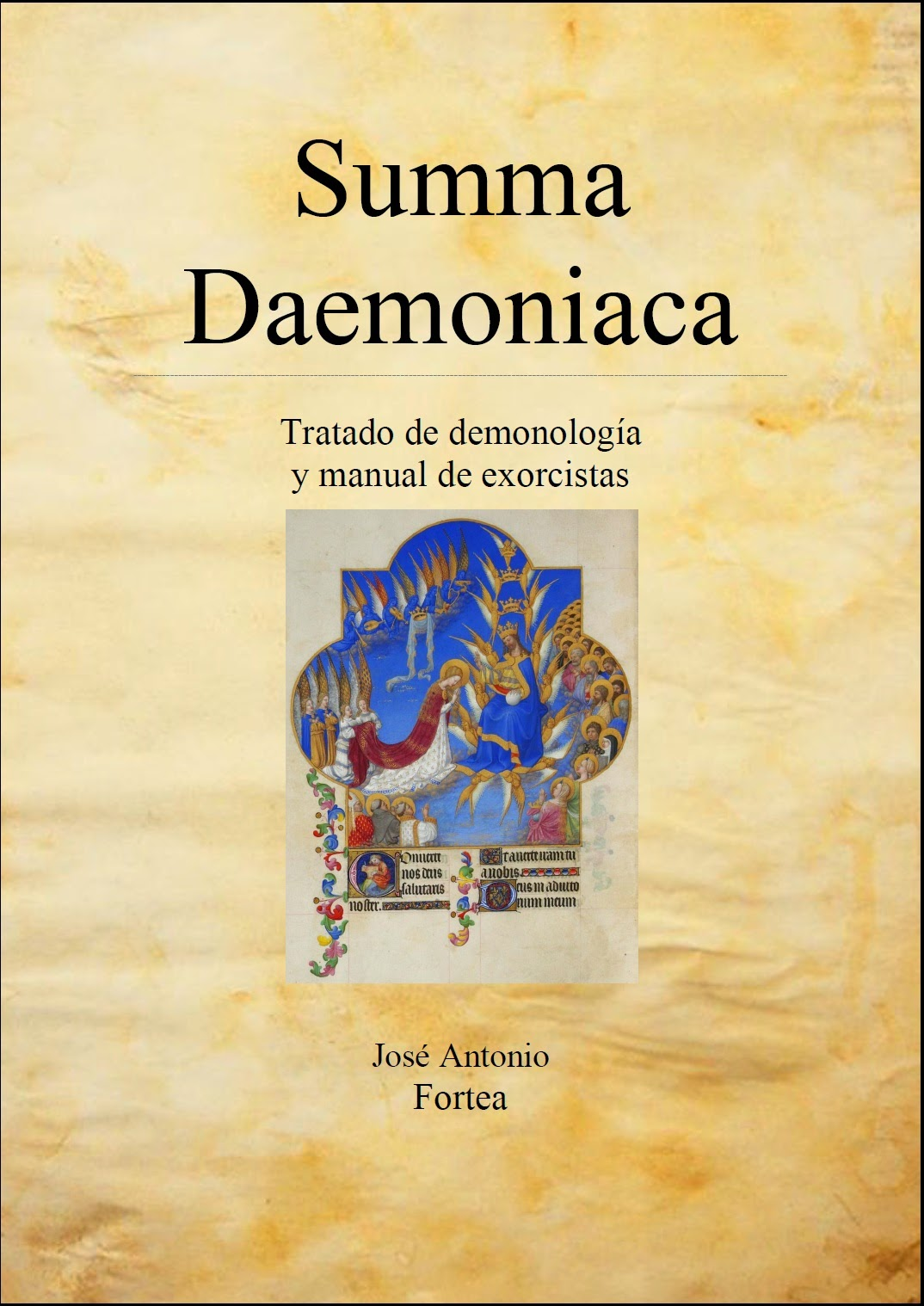 LIBRO PDF: el demonio y manual de exorcistas